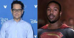 JJ亞伯拉罕將製作黑人版《超人》電影!麥可B喬丹取代亨利卡維爾?