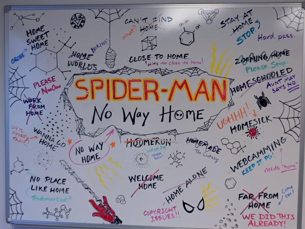《蜘蛛人3》正式標題曝光!暗藏《汪達幻視》與多重宇宙彩蛋!