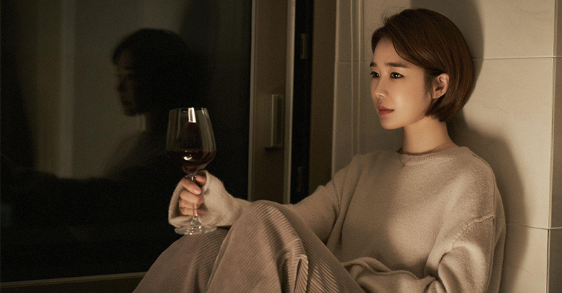 劉仁娜一改甜美形象化身面無表情的失婚女 爽快同意為《今天決定我愛你》剪去一頭長髮