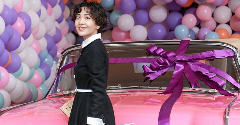 「香港文壇奇蹟」亦舒代表作《喜寶》再登大銀幕 「兩代喜寶」郭采潔、黎燕珊跨越時代驚喜同框!