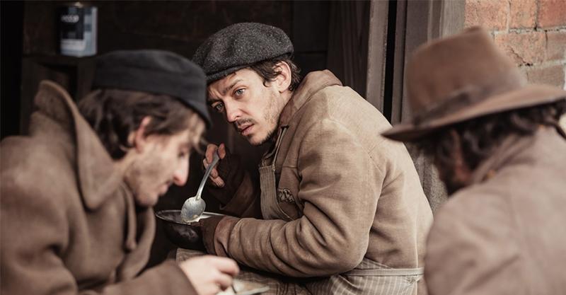 《波斯語課》讓演員體驗「血淋淋的真實」 男主角比斯卡亞:每天都在死亡邊緣