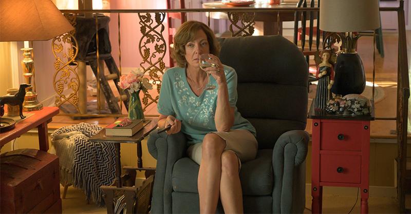 《老娘演很大》奧斯卡女配艾莉森珍妮慘穿口香糖衣 假面演技獲權威媒體盛讚