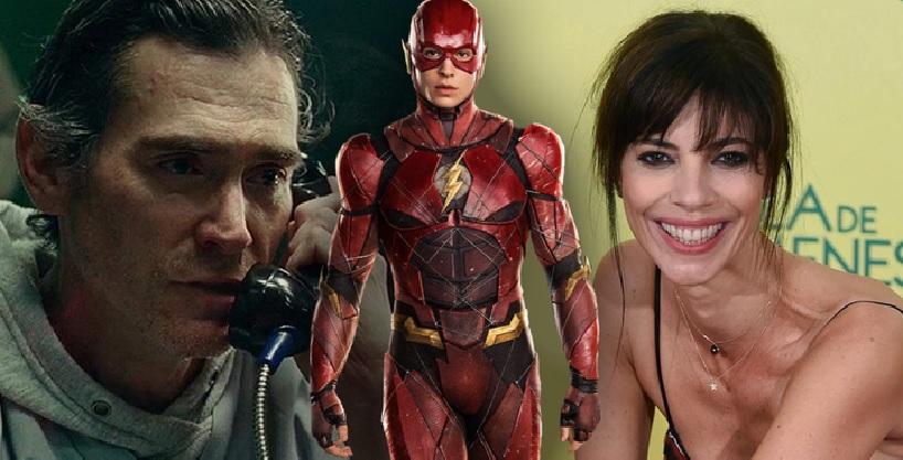 瑪莉貝爾維杜加盟《閃電俠》當媽!「貝瑞爸」比利克魯登則將缺席!