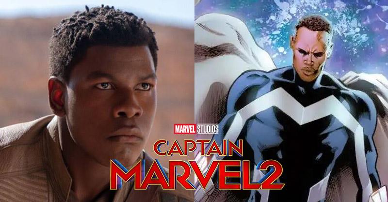 《驚奇隊長2》新角鎖定約翰波耶加 「藍驚奇」即將登場?