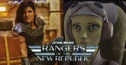 傳聞《反抗軍起義》「希娜仙杜拉」將取代「卡拉鄧恩」在《曼達洛人》連動影集登場!