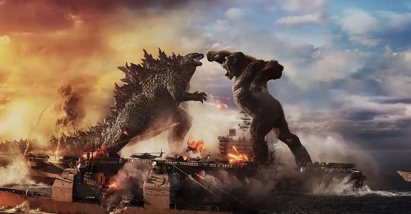 《哥吉拉大戰金剛》無雷影評:一場專屬泰坦巨獸,超越其名的史詩戰役。