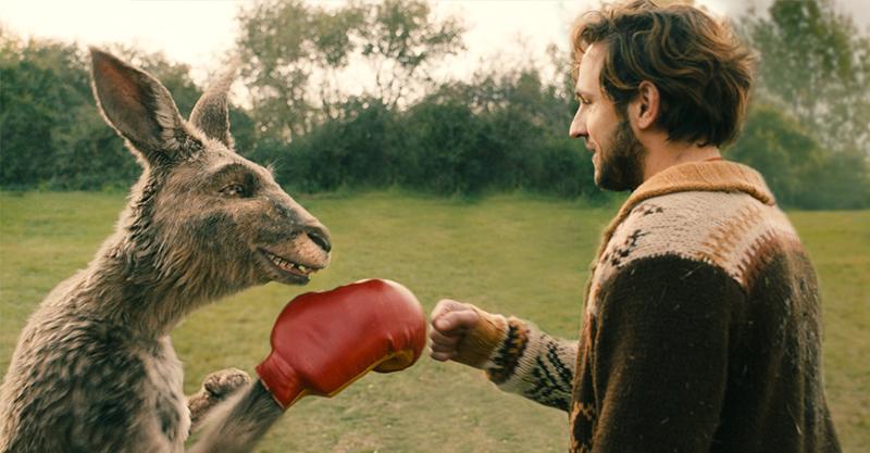 《黑豹》、《驚奇隊長》金獎團隊打造強檔動物喜劇《我的袋鼠室友》 毒舌袋鼠奪德國奧斯卡最佳視效獎
