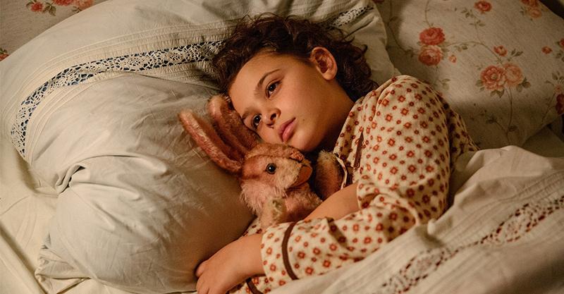 改編真人故事《被偷走的童年》天才女童星首次演戲就入魂 奧斯卡金獎導演再次挑戰二戰真實故事