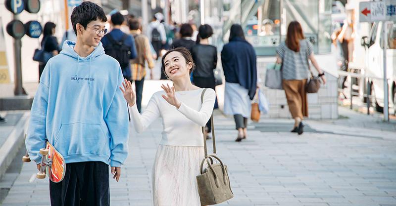 《透視畫男孩,全景畫女孩》森田望智帶領鈴木仁「轉大人」 怪咖高中生沉迷大姐姐溫柔鄉無法自拔