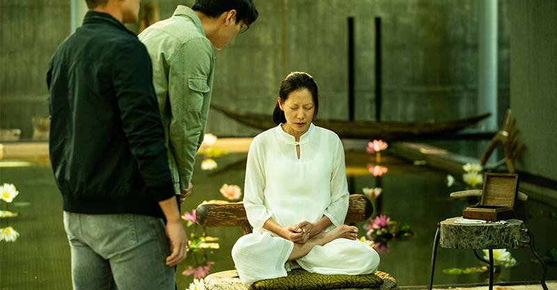 《靈語》丁寧為戲犧牲無眉演出仙氣噴發 楊丞琳大讚:感受到她的慈悲心!