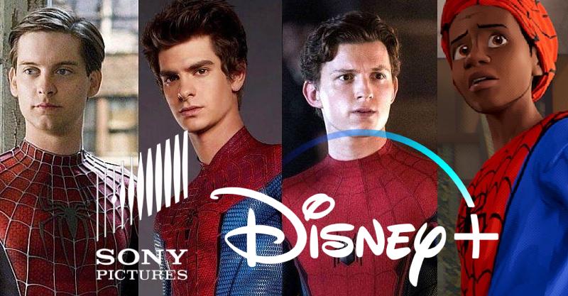 迪士尼、索尼達成合約 未來《蜘蛛人》全系列 Disney+ 看得到!