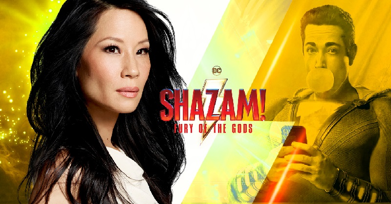 劉玉玲確認加入《沙贊2》與海倫米蘭合體化身「反派姊妹檔」!