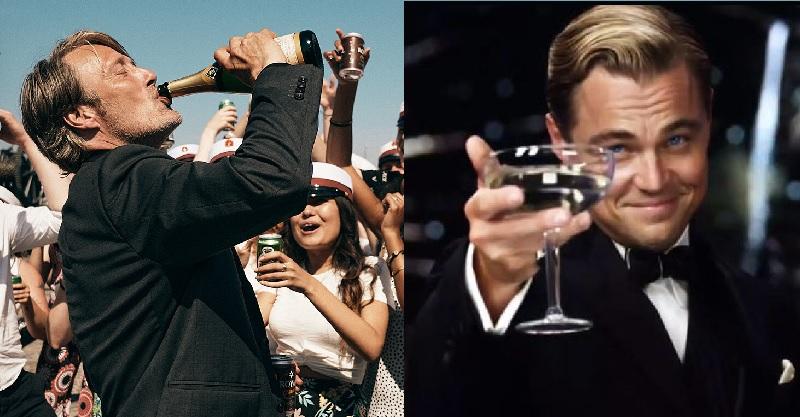 奧斯卡最佳國際影片得主《醉好的時光》翻拍好萊塢版!李奧納多狄卡皮歐奪標監製、主演!