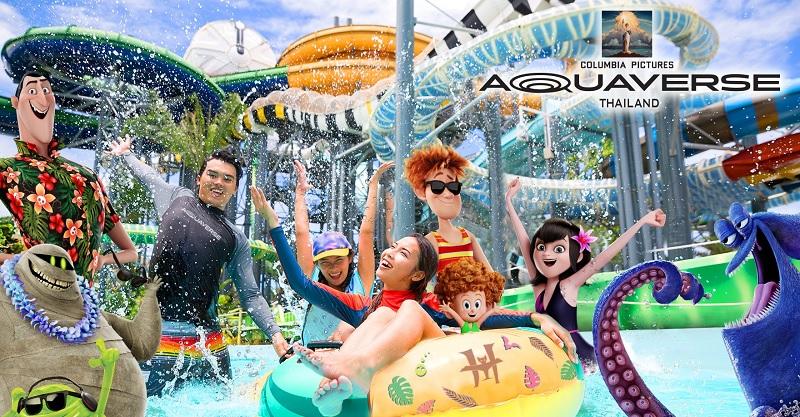 和MIB、尖叫旅社一同冒險!索尼影業宣布成立「水世界」電影主題水上樂園!