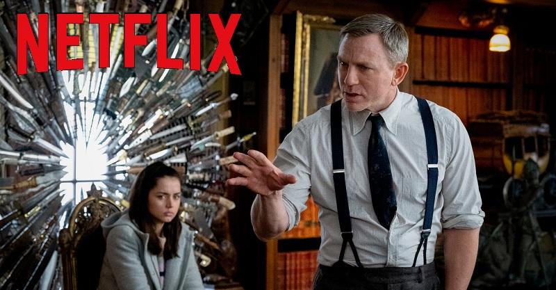 Netflix重金接手《鋒迴路轉》開發兩部續集!萊恩強生、丹尼爾克雷格確認回歸!