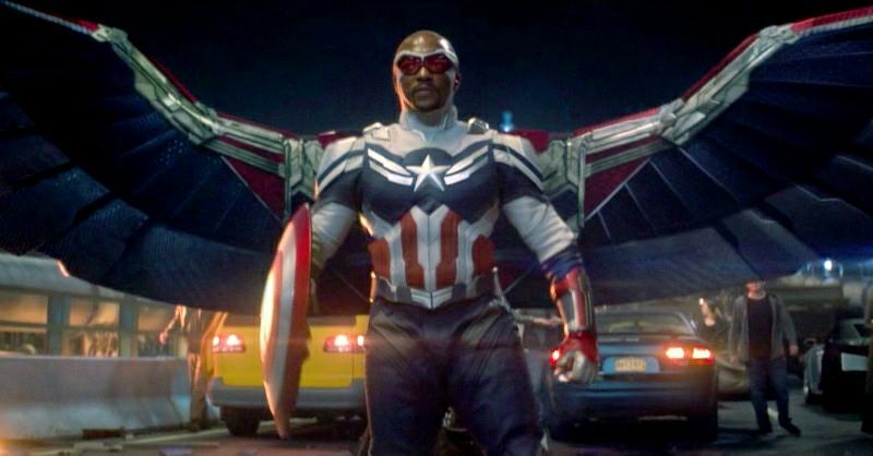 薪火正式相傳!獵鷹版《美國隊長4》電影正式籌備中!