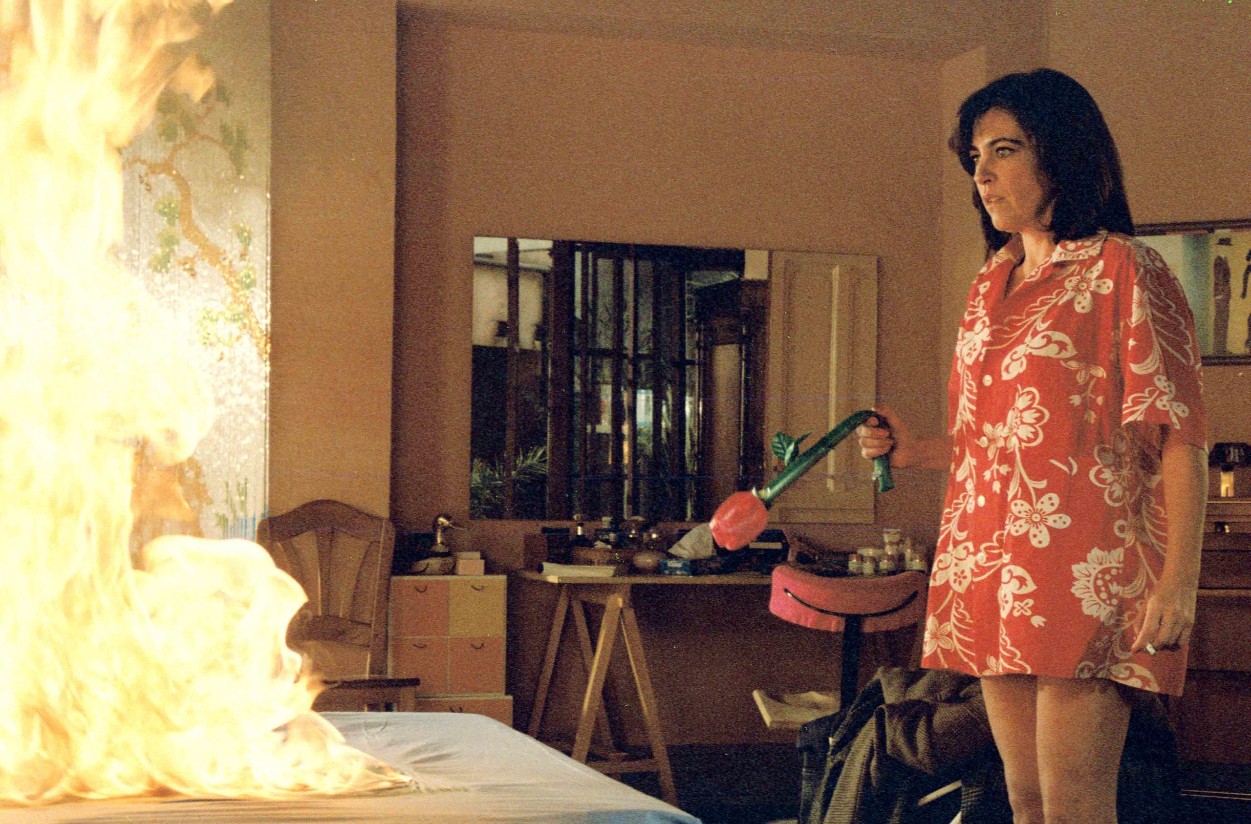 《瀕臨崩潰邊緣的女人》導演下重本為女神打造頂層豪宅 各種歇斯底里抓狂情節宛如一幅「失戀女性群像」