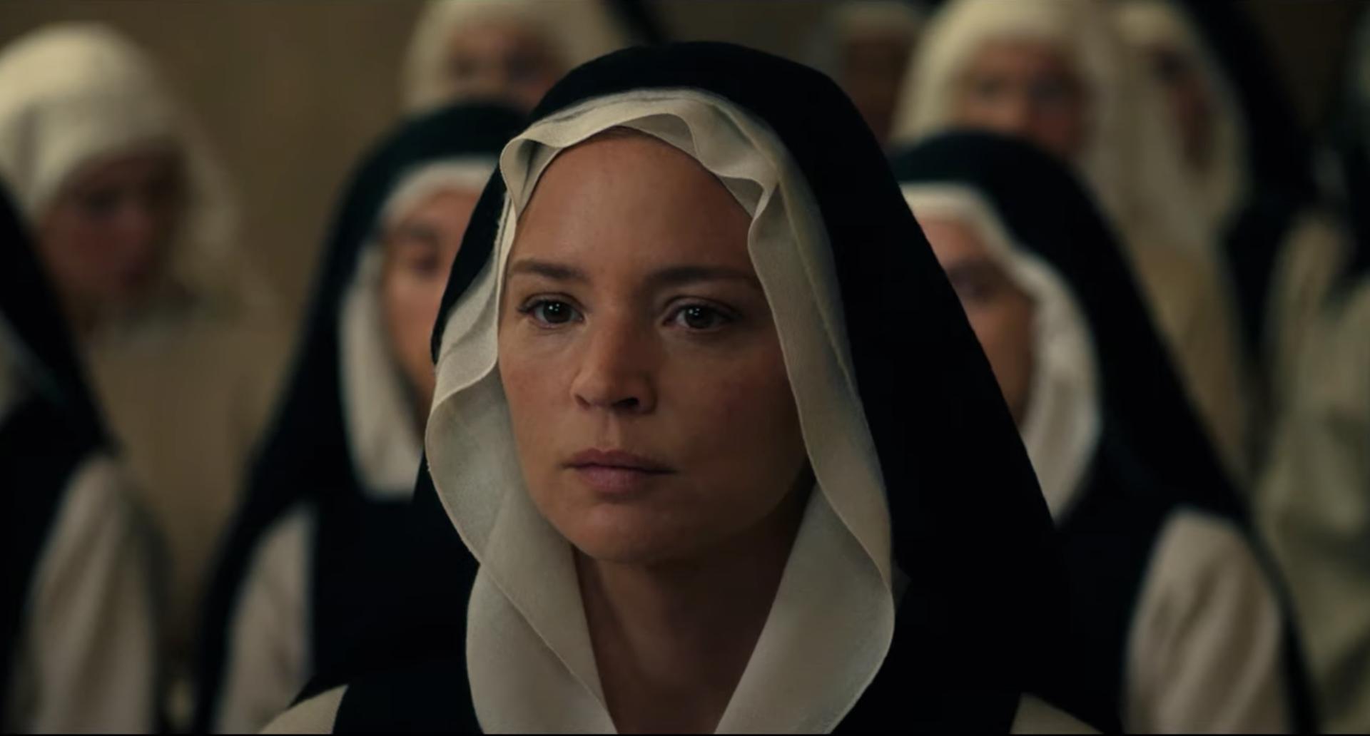 年度最受爭議《聖慾》保羅范赫文挑戰禁忌大作 「法國甜心」薇吉妮愛菲亞超尺度激情演出「很滿意」