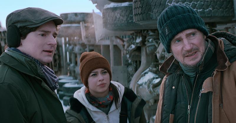 冰上版《玩命關頭》!《疾凍救援》連恩尼遜再出任務 耗資10億台幣實景拍攝冰路狂飆卡車