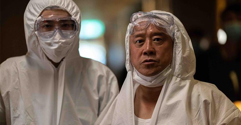 《總是有愛在隔離》破天荒香港十大電影公司聯合製作 找星爺御用編劇用港式喜劇「苦中作樂」