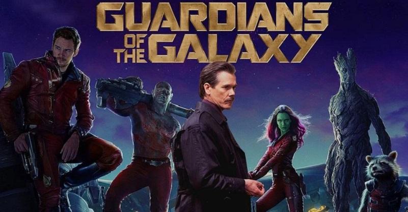 《渾身是勁》男星凱文貝肯稱願意在《星際異攻隊3》客串出現!