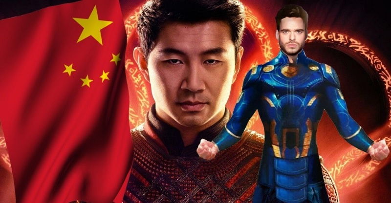 央視介紹「第四階段電影」《永恆族》、《尚氣》直接消失!漫威準備好犧牲中國市場了?
