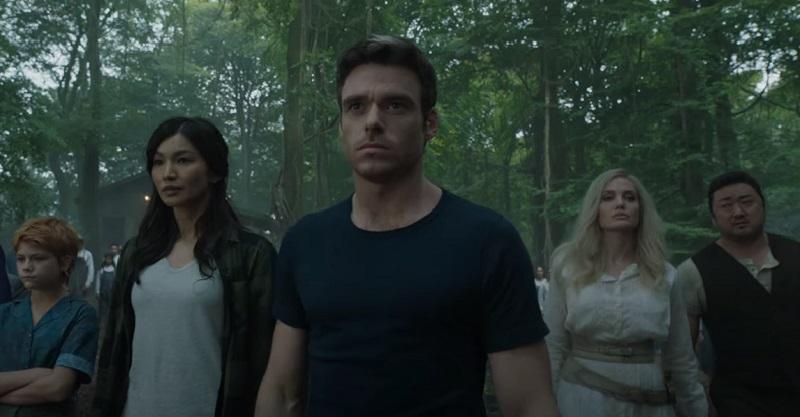 措手不及!漫威新片段釋出《永恆族》首批影像與《黑豹2》《驚奇隊長2》正式標題!