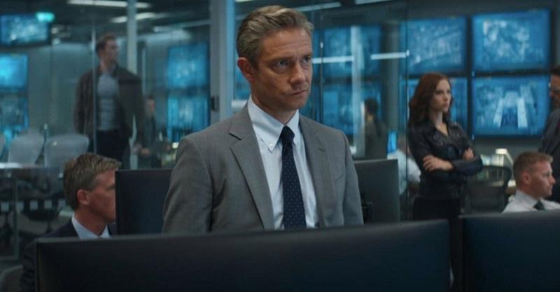 《黑豹2》即將開拍!「羅斯探員」馬丁費里曼稱:劇本非常棒!