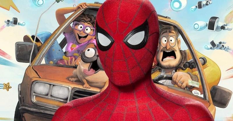 《米家大戰機器人》爆紅!導演爆一度希望「蜘蛛人」客串登場?