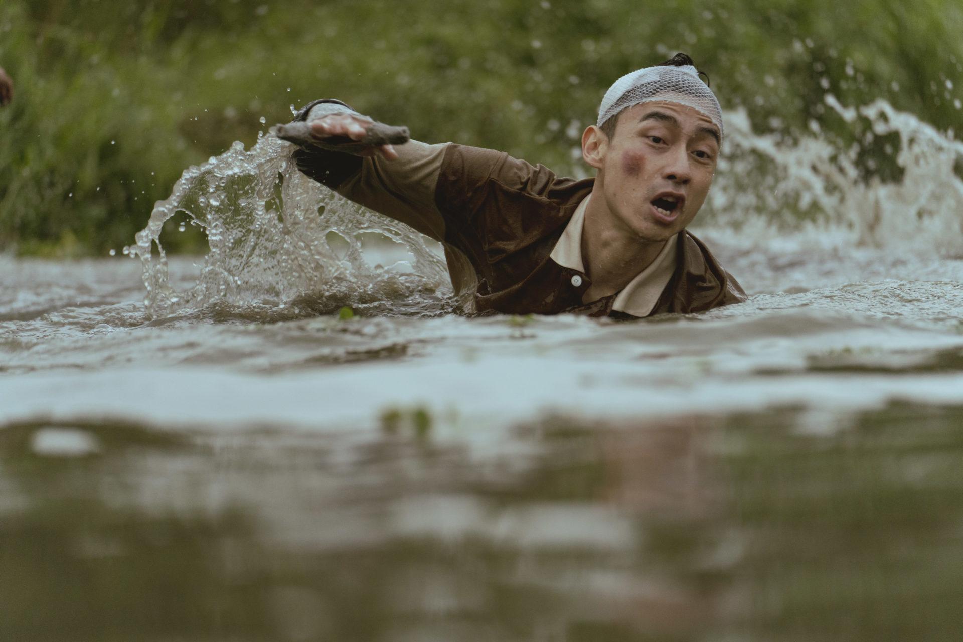 《緝魂》導演程偉豪推「腦洞大開」之作《池塘怪談》 「最佳男配角」林鶴軒拍水中逃生戲嚇到大哭