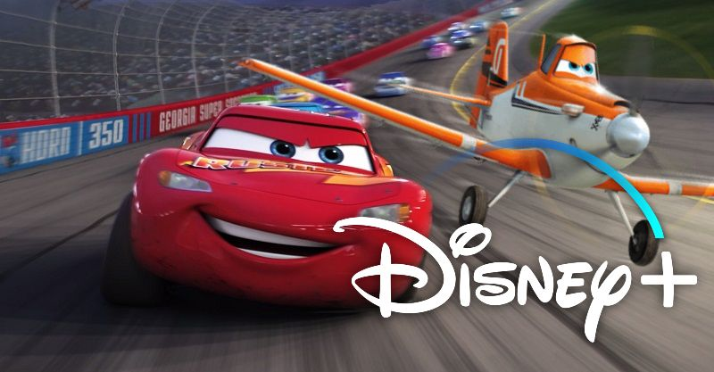 汽車宇宙串聯!《飛機總動員》角色將在《汽車總動員》延伸影集登場!