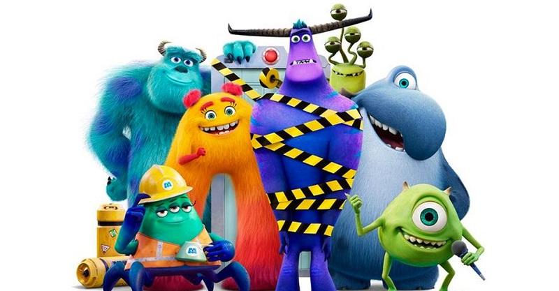 《怪獸電力公司》正宗續集下周開播!外媒高度讚賞:瞬間把我帶回童年!