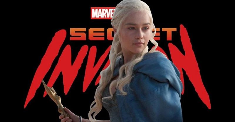 「龍后」艾蜜莉亞克拉克首談《秘密入侵》:能加入漫威實在太酷了!