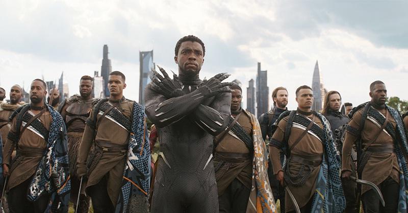 漫威宣布《黑豹:瓦干達萬歲》開拍!瓦干達VS亞特蘭提斯劇情曝光?