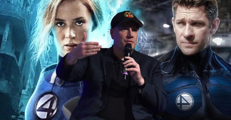 《噤界》夫妻檔加盟「驚奇4超人」?凱文費吉澄清:選角還沒開始!