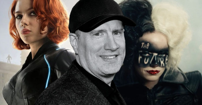 史嘉蕾喬韓森《黑寡婦》訴訟持續延燒,傳凱文費吉、艾瑪史東也跟進力挺!