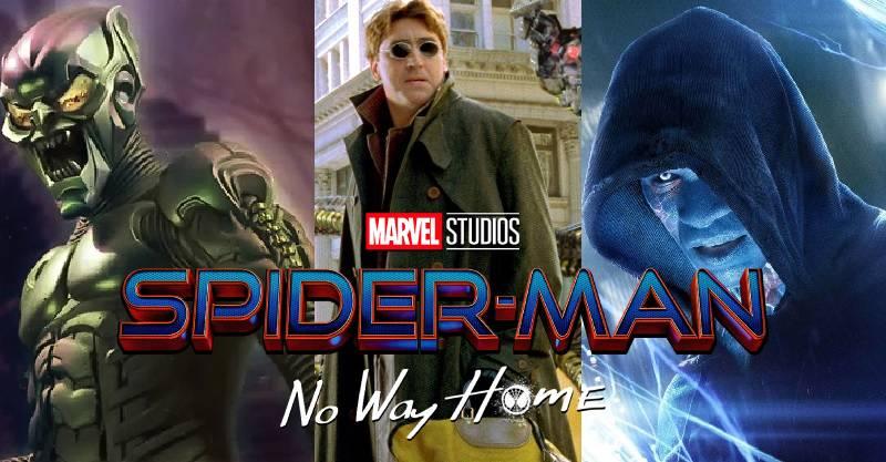 這次長得不一樣!《蜘蛛人:無家日》綠惡魔、八爪博士、電光人新形象傳聞曝光!