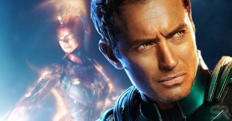 《驚奇隊長2》開拍在即,裘德洛「勇羅格」可能回歸?