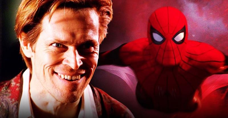 「綠惡魔」回歸《蜘蛛人:無家日》?威廉達佛賣關子:等電影上映再來談。