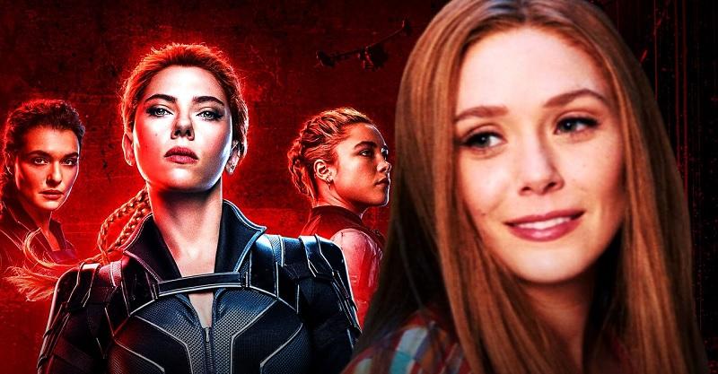 復仇者一家親!「緋紅女巫」伊麗莎白歐森聲援力挺《黑寡婦》持續訴訟!