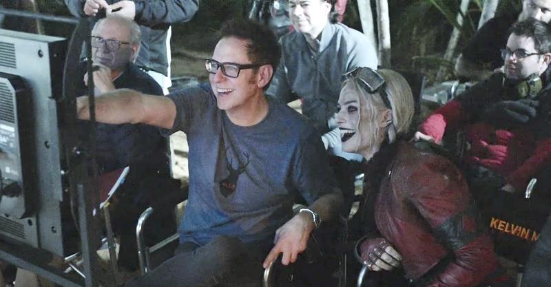詹姆斯岡恩透露《自殺突擊隊》後將與DC繼續合作:下一部你猜不到!