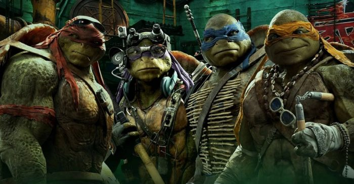 卡哇邦嘎回歸!《忍者龜》全新真人電影將由「黑寡婦」新任老公與兄弟聯合編劇!