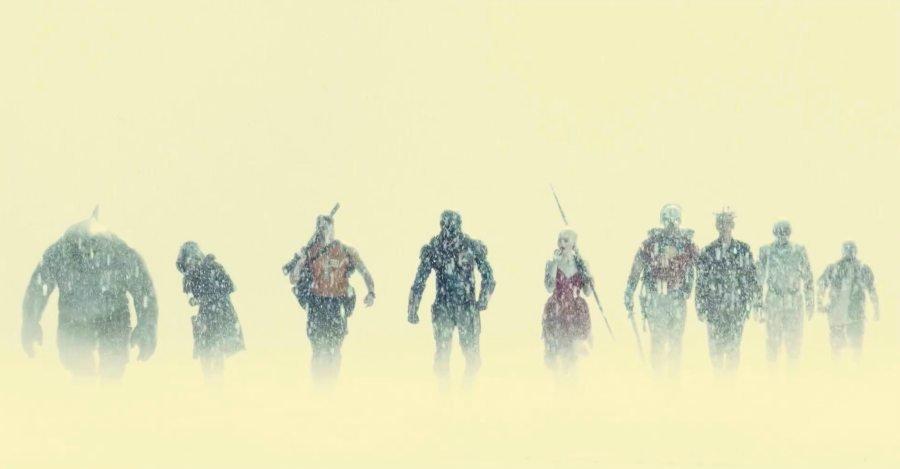 有雷影評/《自殺突擊隊:集結》:血漿是狂歡,自殺是絕活,這才是血流成河!