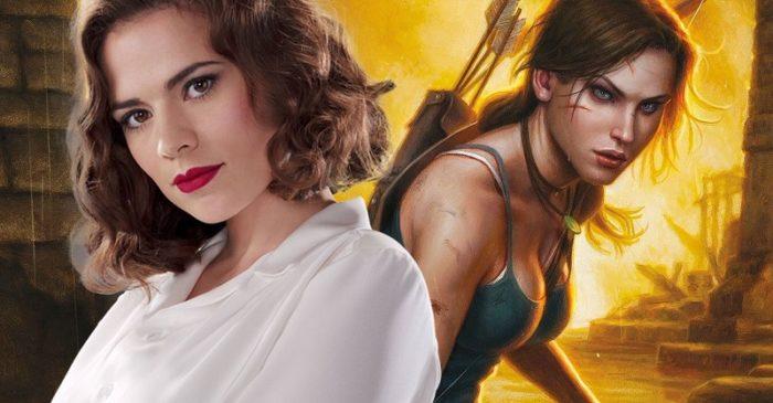 「卡特隊長」海莉艾特沃確認將為 Netflix《古墓奇兵》動畫影集「蘿拉」配音!