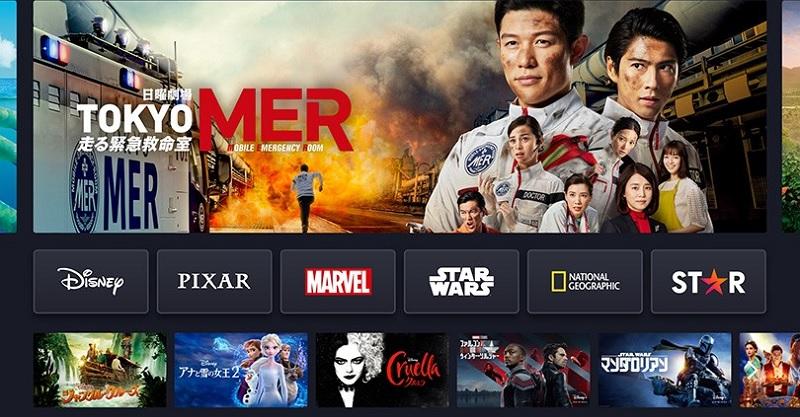 日本Disney+宣布與TBS合作!《TOKYO MER~行動急診室~》將於全球STAR專區上架!