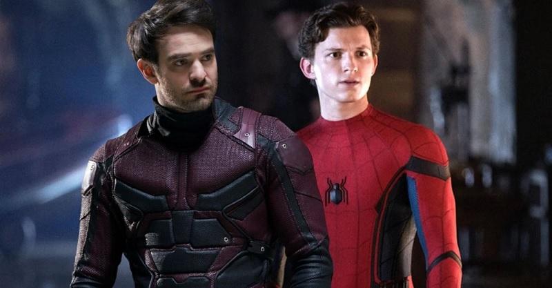 現身《蜘蛛人:無家日》預告?「夜魔俠」查理考克斯:我們只能等著看。