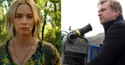 諾蘭二戰新作《歐本海默》敲定《噤界2》艾蜜莉布朗再度合作席尼墨菲!