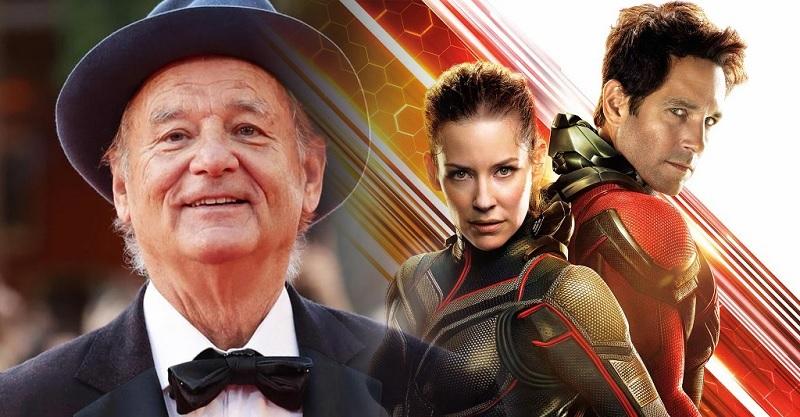 《魔鬼剋星》比爾墨瑞確認加入《蟻人與黃蜂女3》演出陣容!